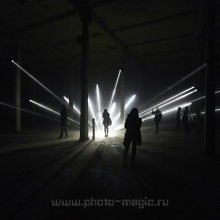 Light Show by SilaSveta for Arma17 Club