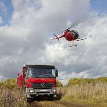 Новый Mercedes Actros / New Mercedes Actros